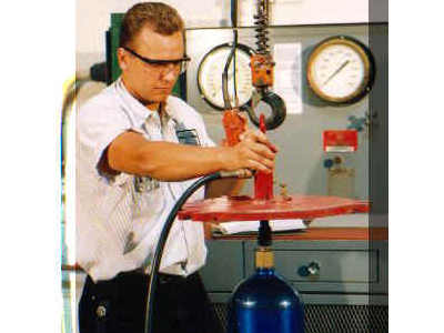 Cylinder Testing