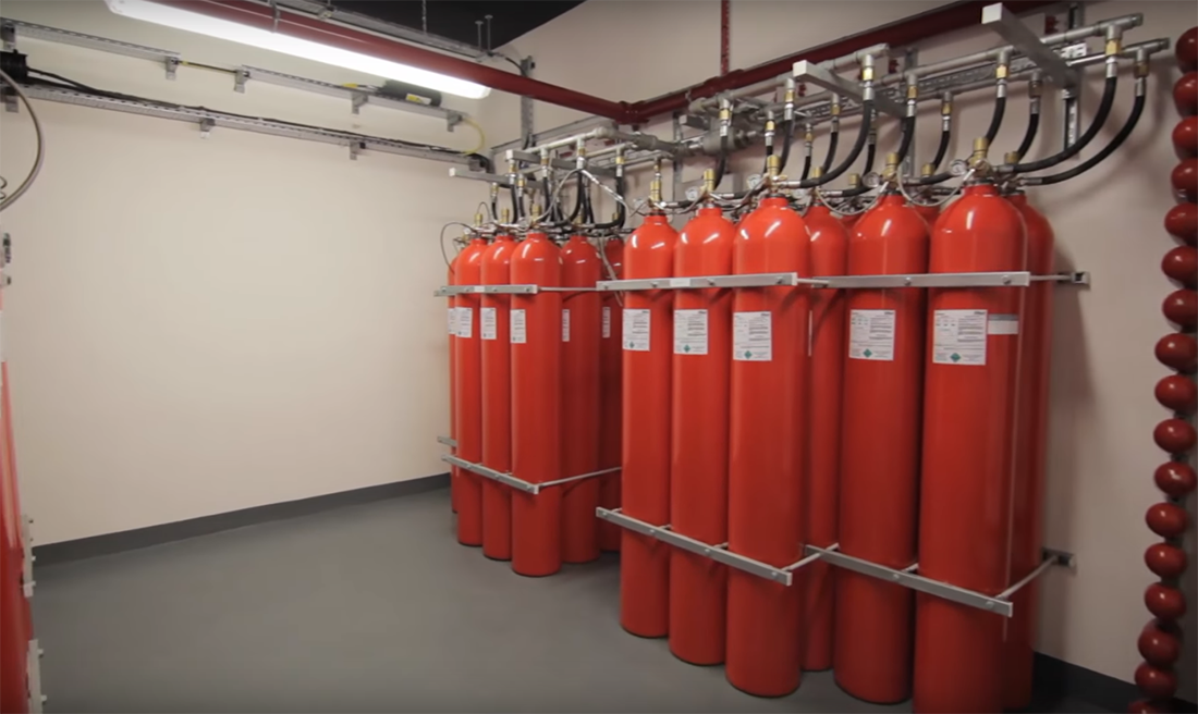 FIKE Fire Protection Systems